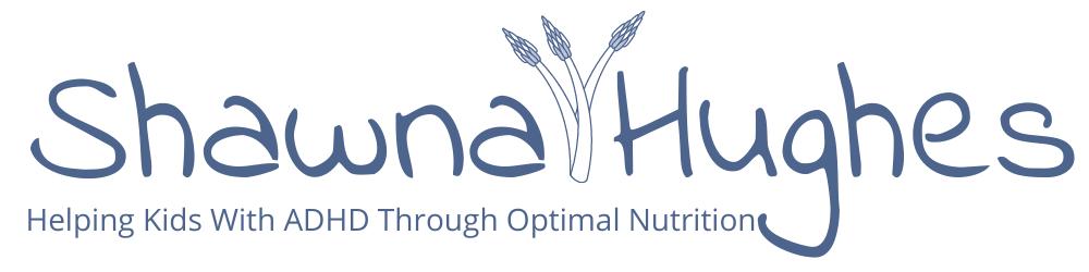 Kids' Virtual Nutritionist ADHD
