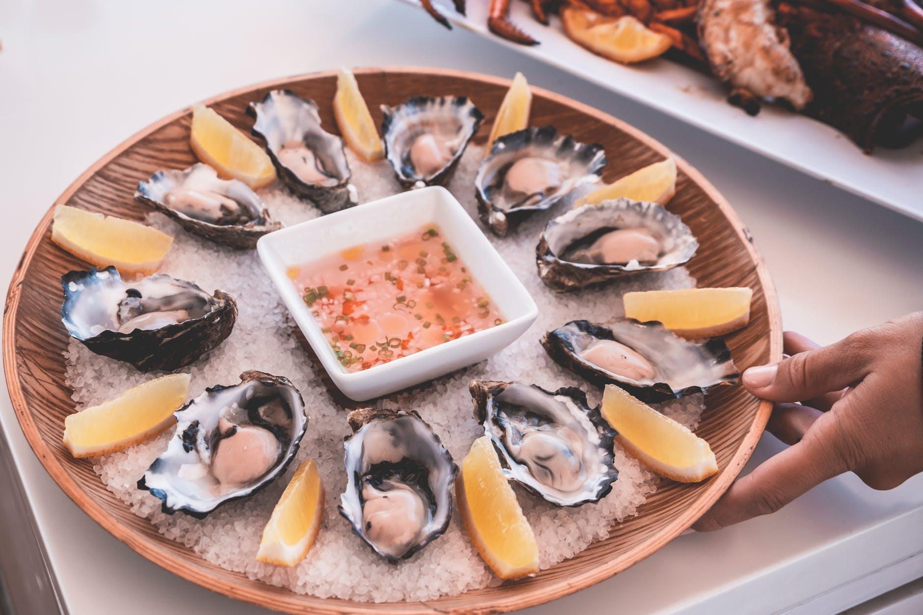 oysters zinc ADHD